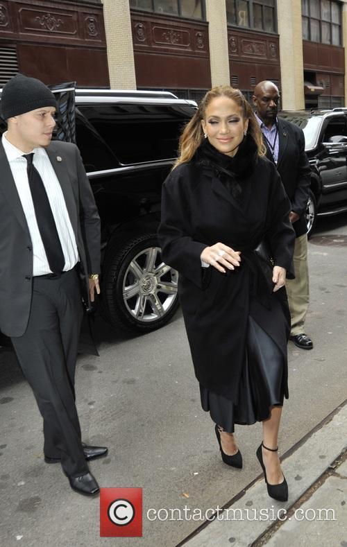 Jennifer Lopez at  'The Wendy Williams'