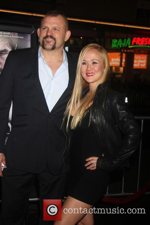 Chuck Liddell and Heidi Liddell 3
