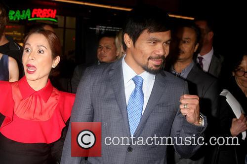 Jinkee Pacquiao and Manny Pacquiao 2