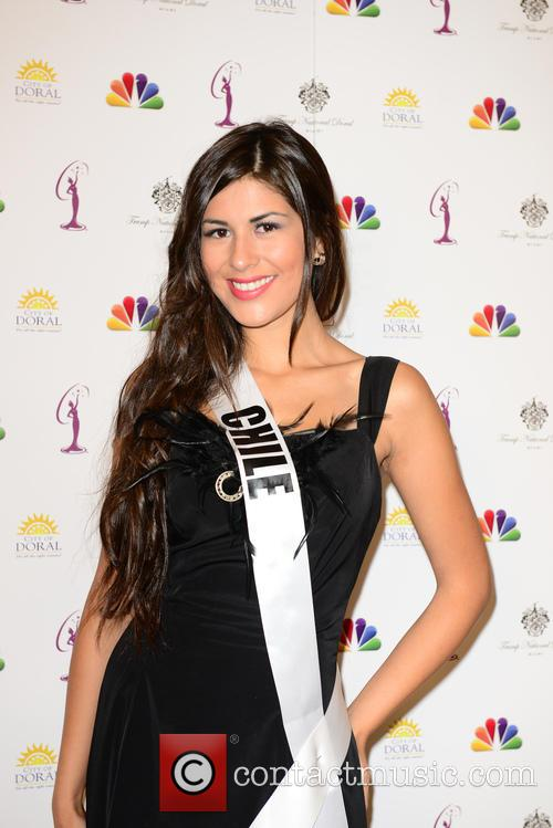 Miss Chile Hellen Marlene Tonciois 1