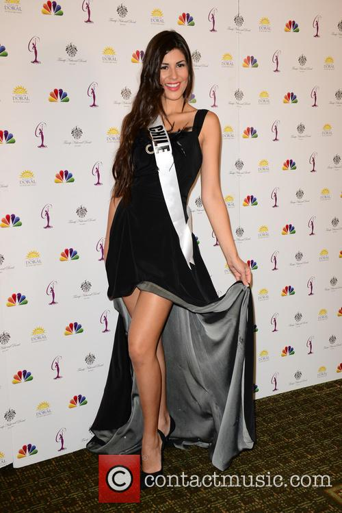 Miss Chile Hellen Marlene Tonciois 2