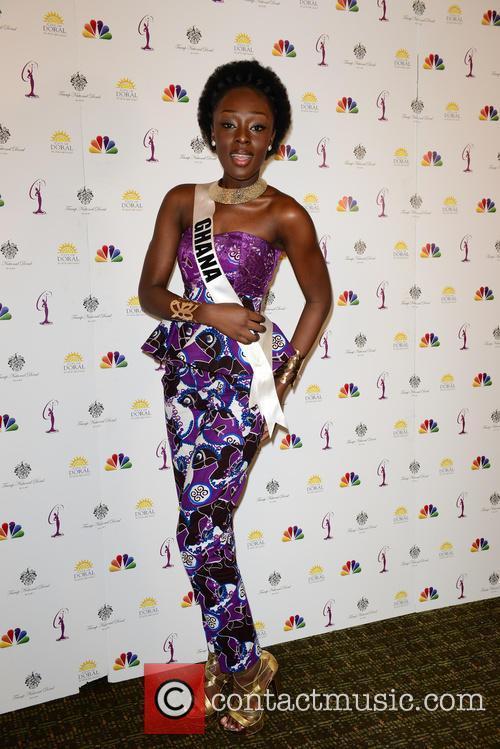 Miss Ghana Abena Appiah 5