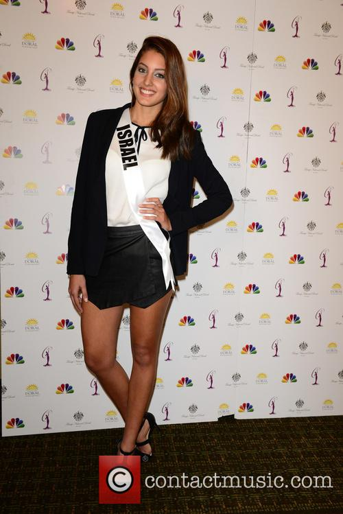 Miss Israel Doron Matalon 1