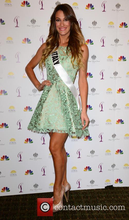 Miss Italy Valentina Bonariva 10