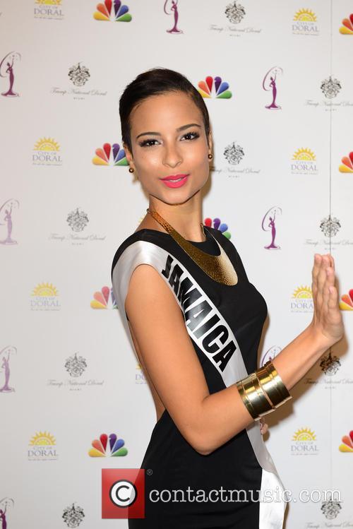 Miss Jamaica Kaci Fennell 7
