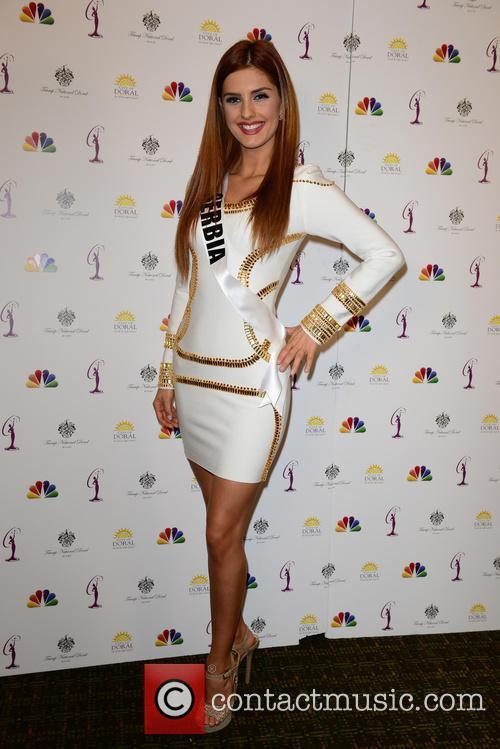 Miss Serbia Andjelka Tomasevic 1