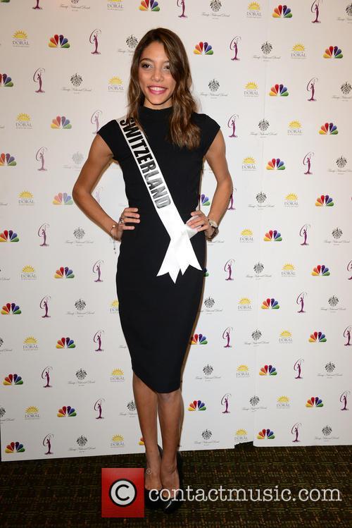 Miss Switzerland Zoe Metthez 3