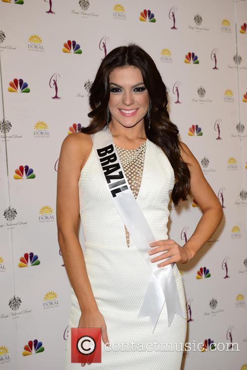 Miss Brazil Melissa Gurgel 1