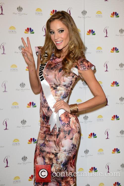 Miss Ecuador Alejandra Argudo 3