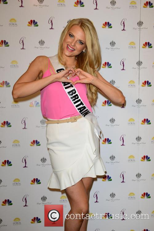 Miss Great Britain Grace Levy 3
