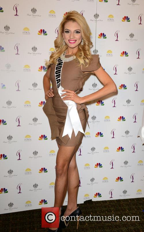 Miss Honduras Gabriela Ordonez 11