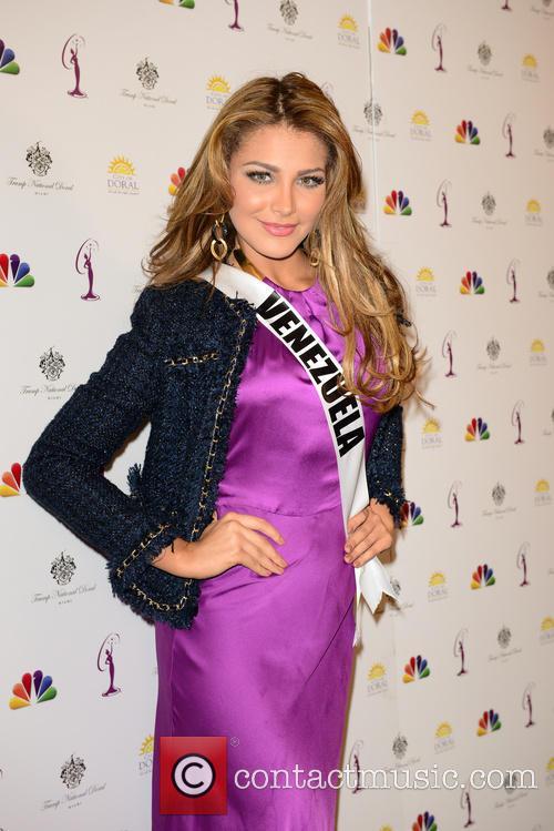 Miss Venezuela Migbelis Lynette Castellanos 1