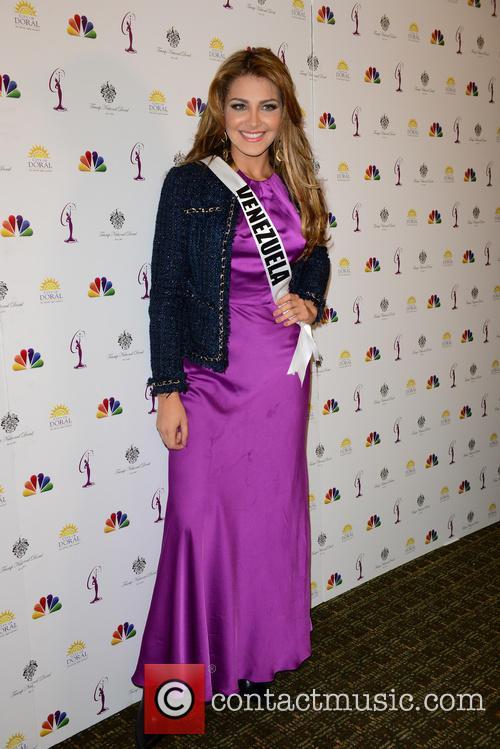 Miss Venezuela Migbelis Lynette Castellanos 2