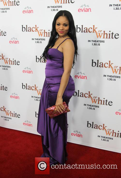 Los Angeles premiere of 'Black or White'