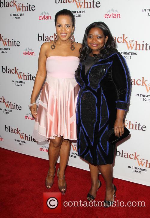 Paula Newsome and Octavia Spencer 10