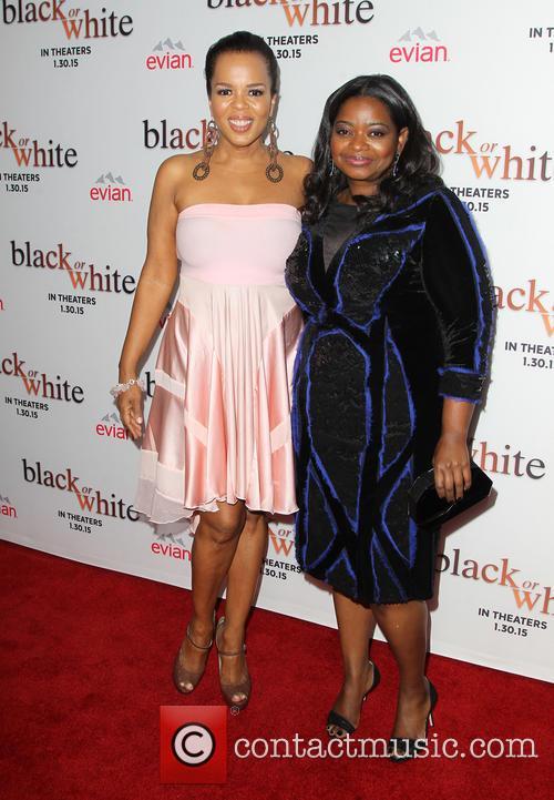 Paula Newsome and Octavia Spencer 11