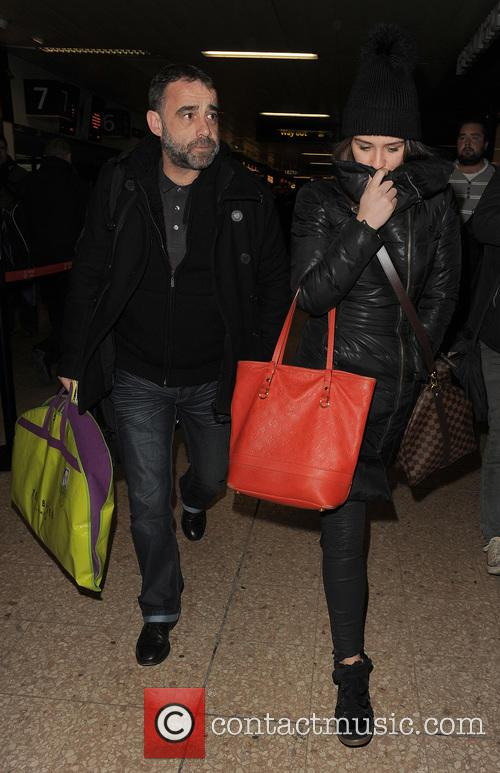 Brooke Vincent and Michael Le Vell 4