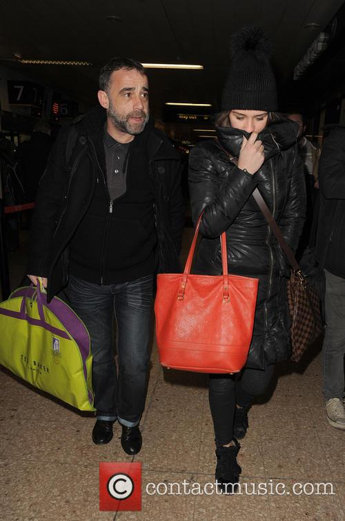 Brooke Vincent and Michael Le Vell 6