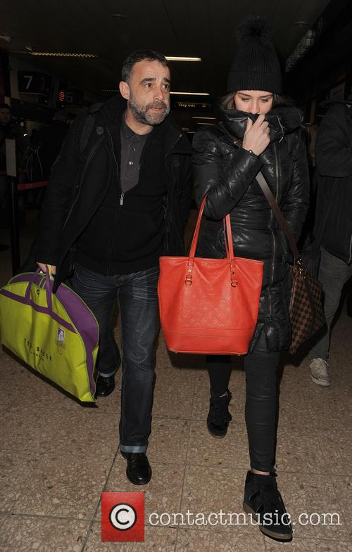 Brooke Vincent and Michael Le Vell 7