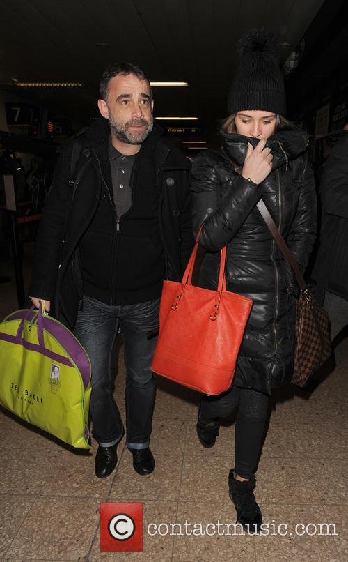 Brooke Vincent and Michael Le Vell 8