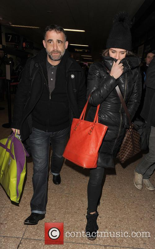 Brooke Vincent and Michael Le Vell 9