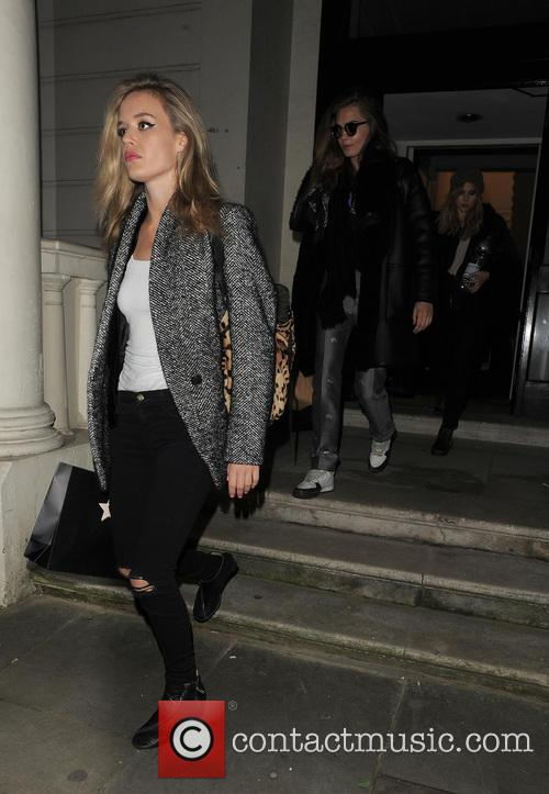 Georgia May Jagger, Cara Delevingne and Suki Waterhouse 6
