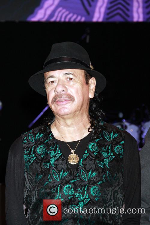 Carlos Santana 6