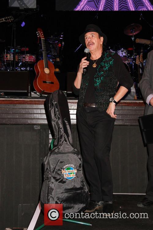Carlos Santana 8