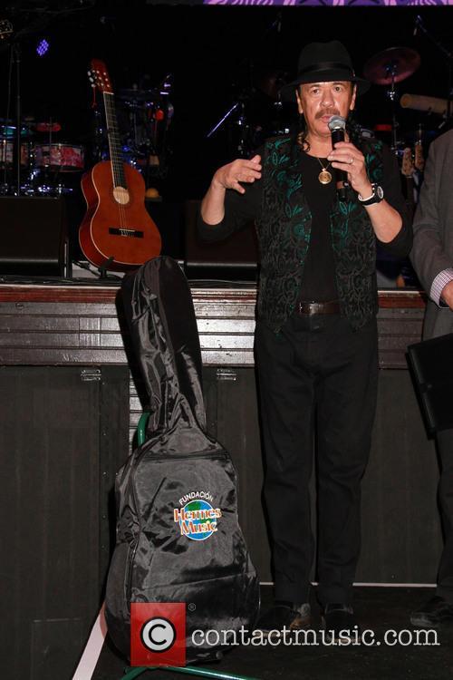Carlos Santana 10