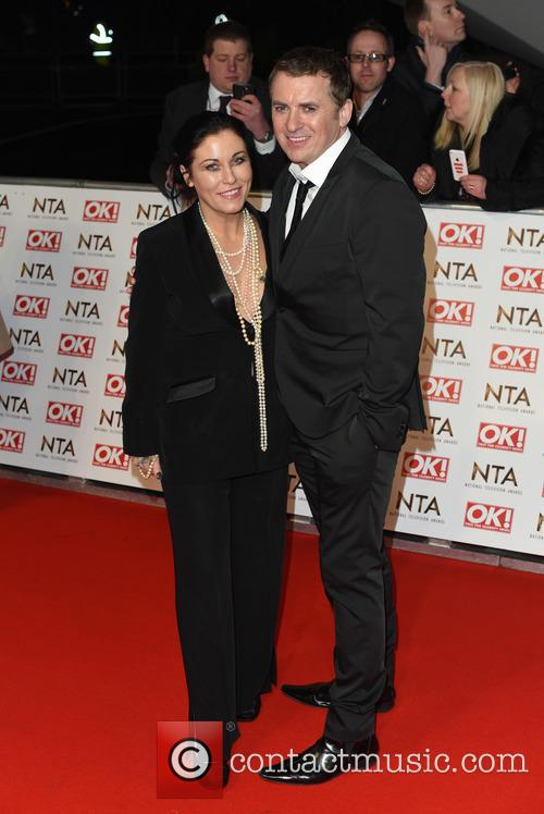 Shane Richie and Jessie Wallace 5