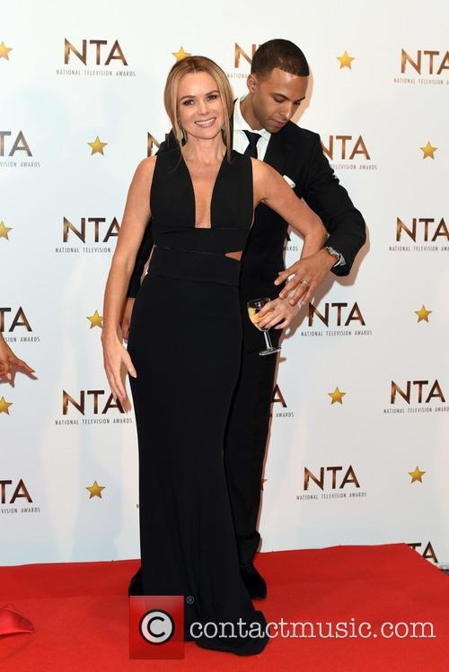 amanda Holden and Marvin Humes 2