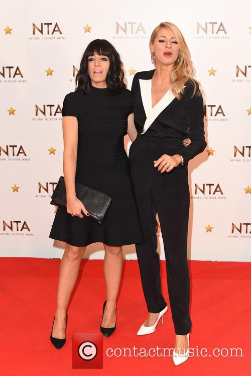 Claudia Winkleman and Tess Daly 4