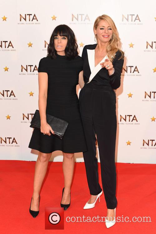 Claudia Winkleman and Tess Daly 7