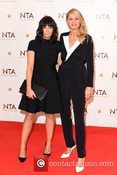 Claudia Winkleman and Tess Daly 8