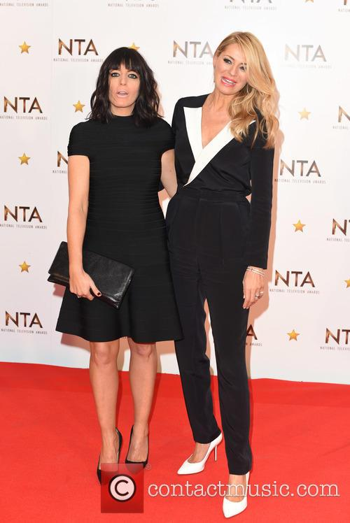 Claudia Winkleman and Tess Daly 9