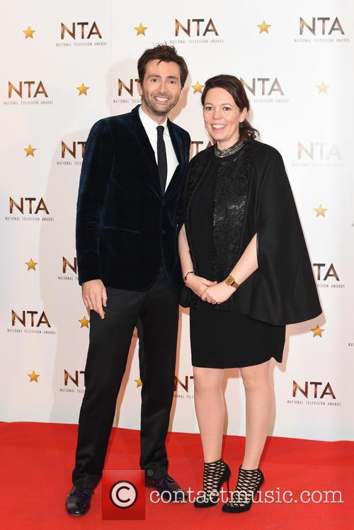 David Tennant and Olivia Colman 2
