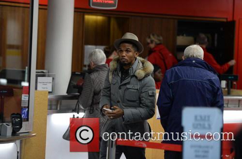 Samuel Eto'o Spotted Manchester