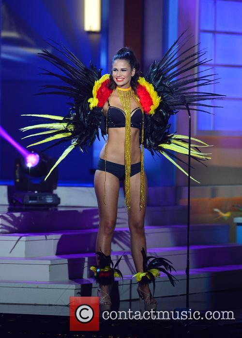 Miss Belgium Anissa Blondin 8
