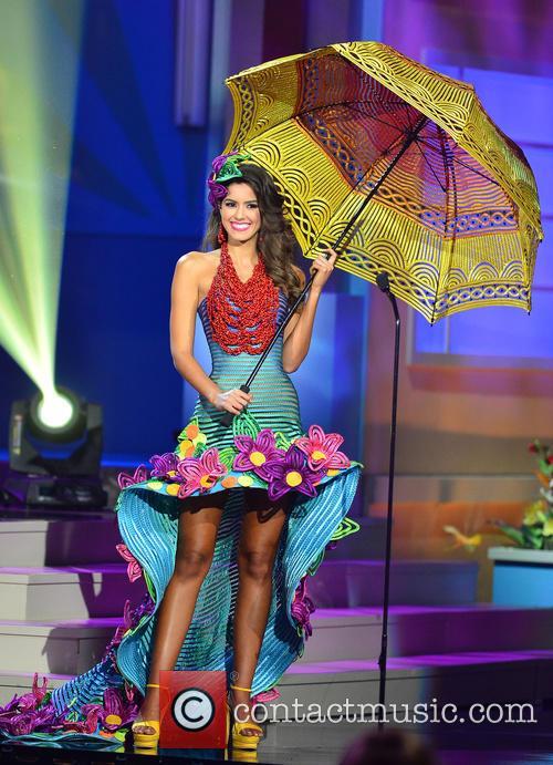 Miss Colombia Paulina Vega 9