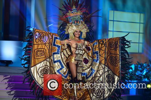 Miss El Salvador Patricia Murillo 2