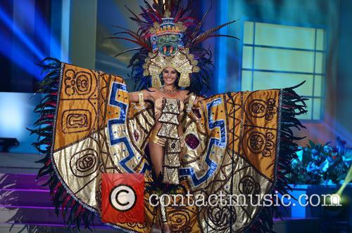 Miss El Salvador Patricia Murillo 1