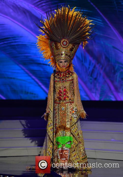 Miss Honduras Gabriela Ordonez 2