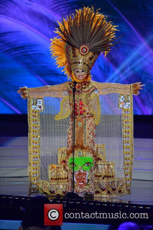 Miss Honduras Gabriela Ordonez 1
