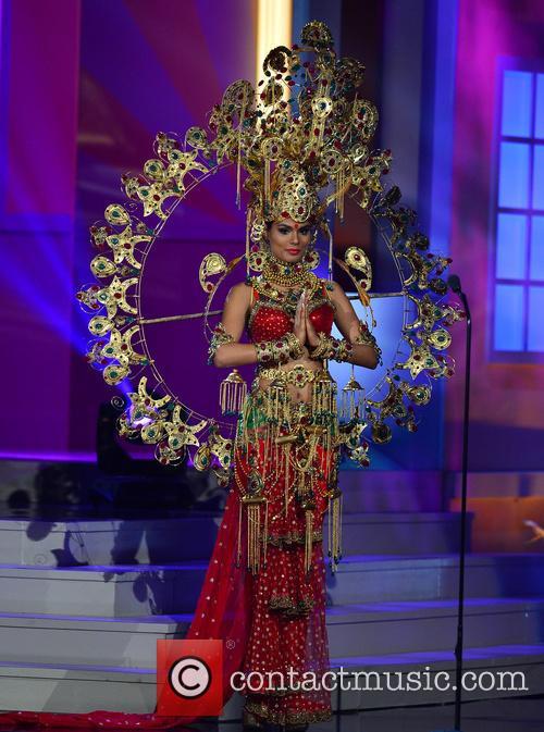 Miss India Noyonita Lodh 1