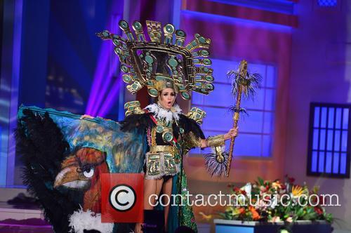 Miss Peru Jimena Espinosa 1