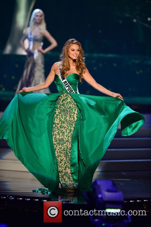 63rd Annual Miss Universe Pageant - Preliminary Show