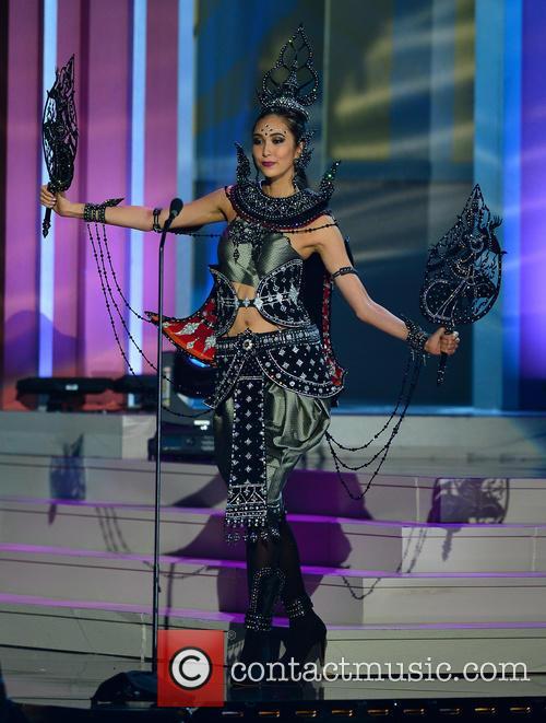 Miss Thailand Pimbongkod Chankaew 1