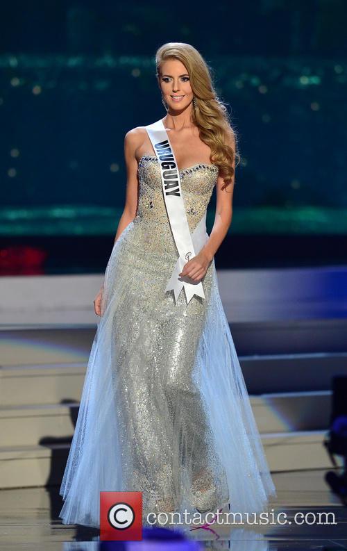 Miss Uruguay Johana Riva Garabetian 5