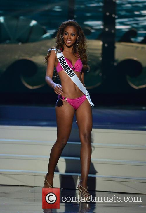 Miss Curacao Laurien Angelista 2