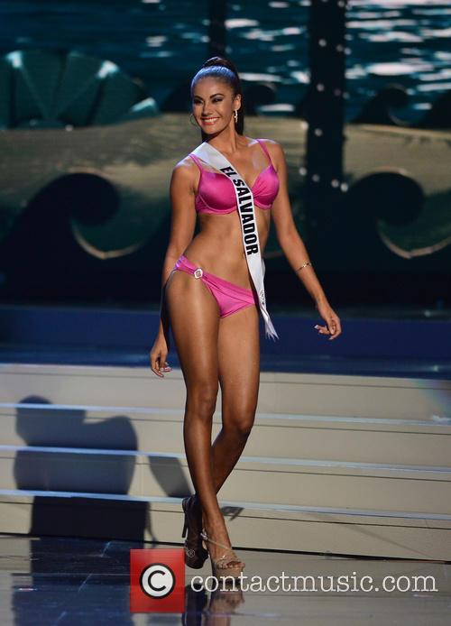 Miss El Salvador Patricia Murillo 3